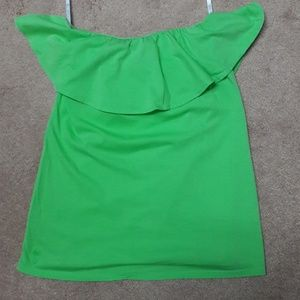 Lilly Pulitzer strapless tank (M)